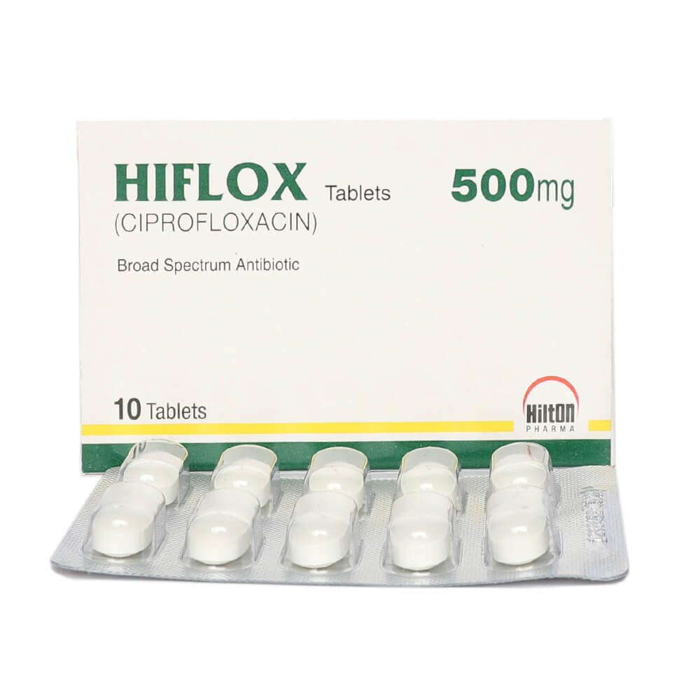 Hiflox 500mg