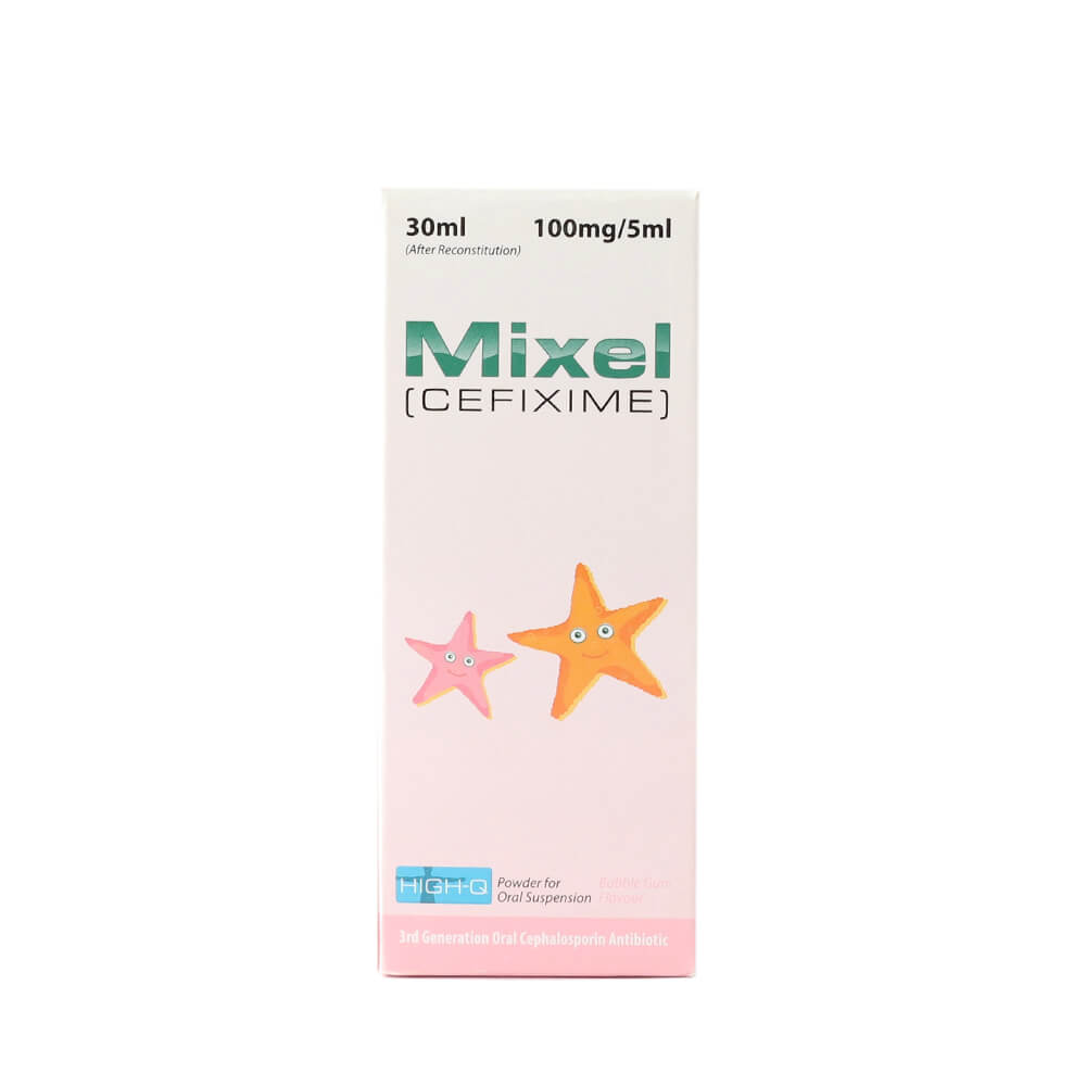 Mixel 100mg (30ml)