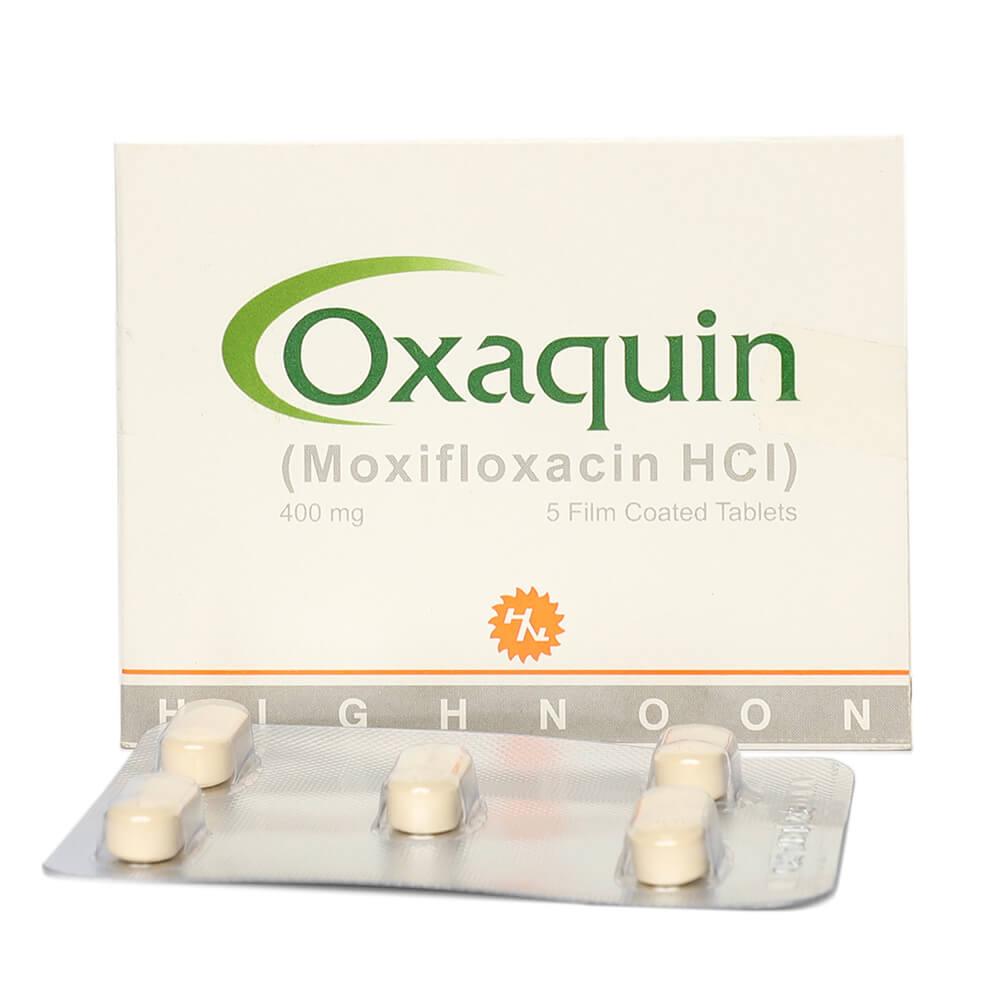 Oxaquin 400mg