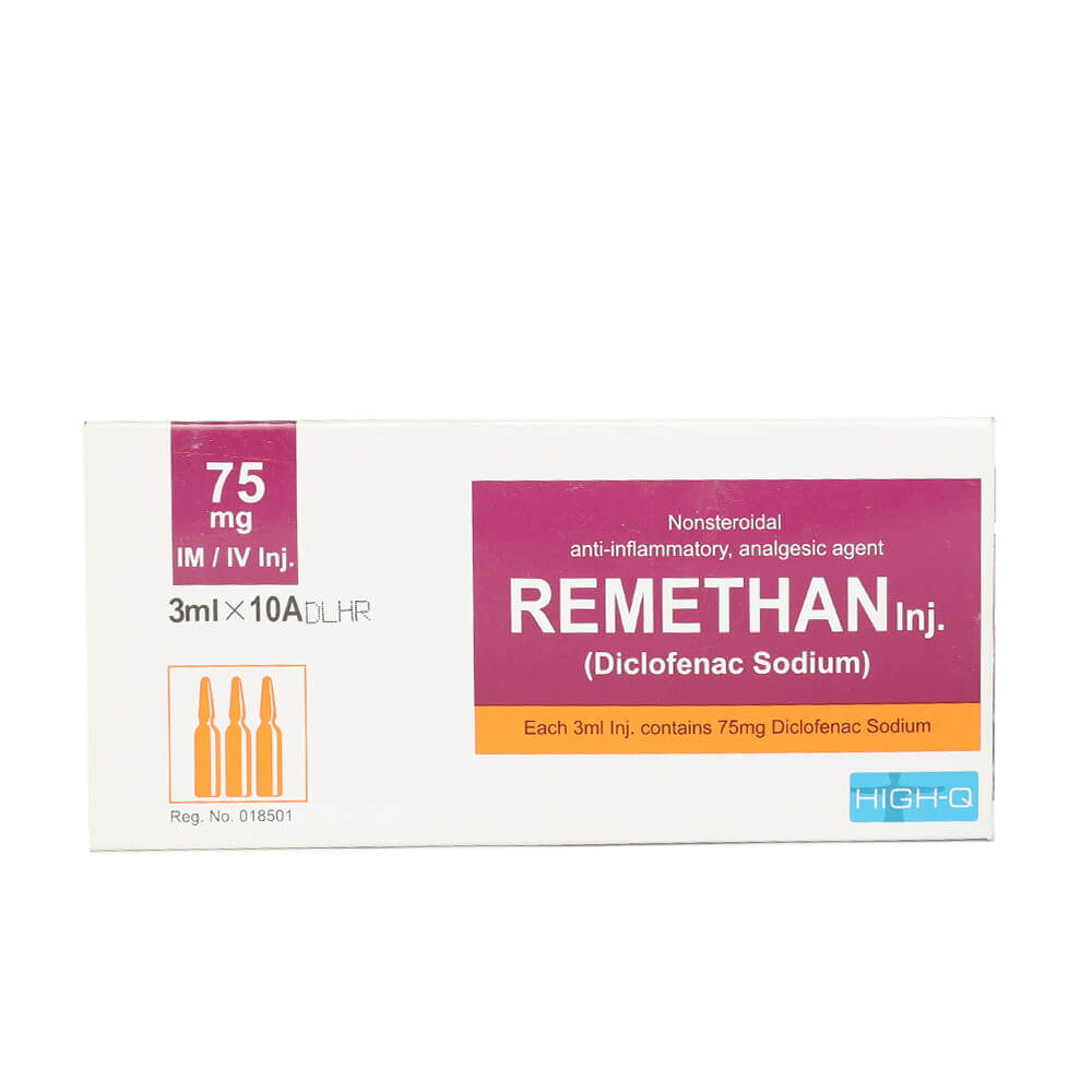 Remethan 3ml