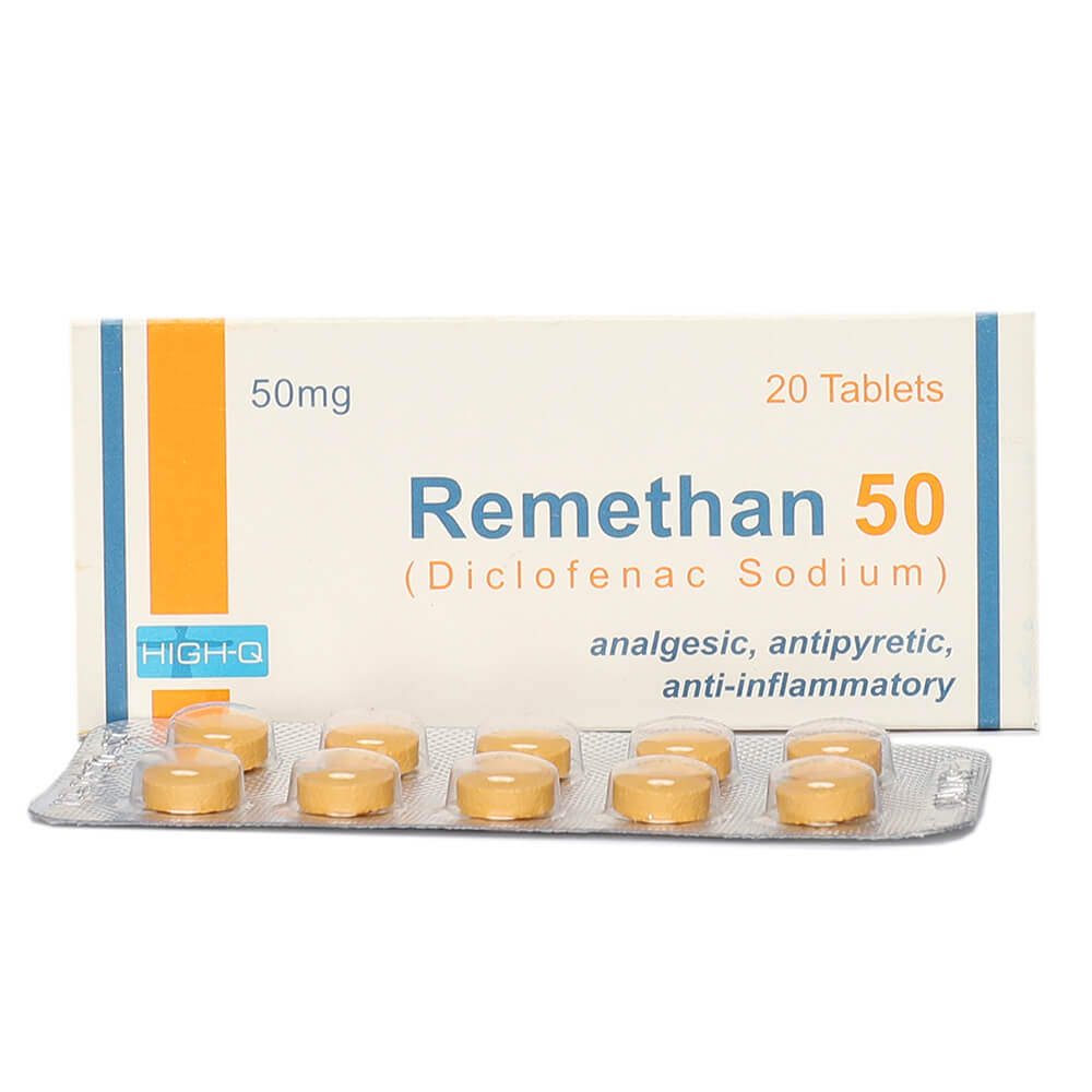 Remethan 50mg