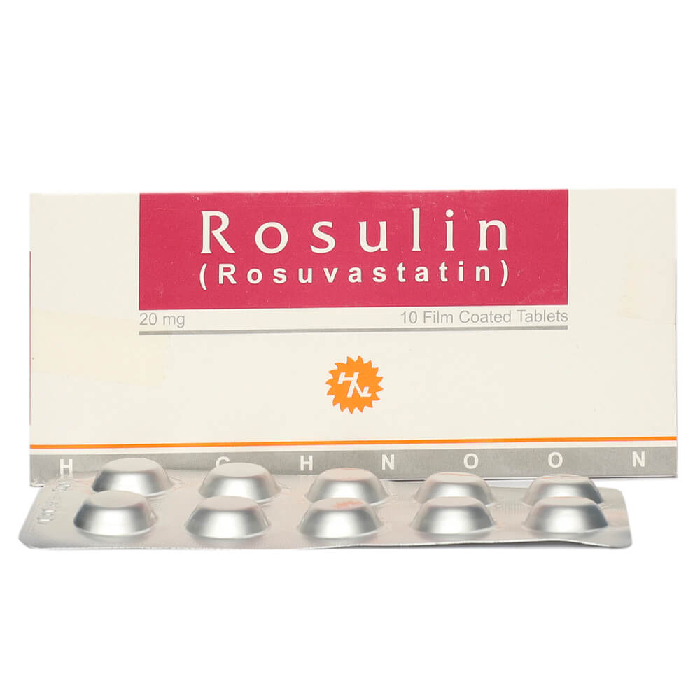Rosulin 20mg