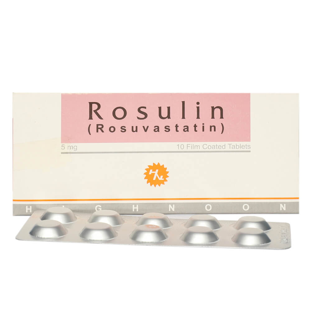 Rosulin 5mg