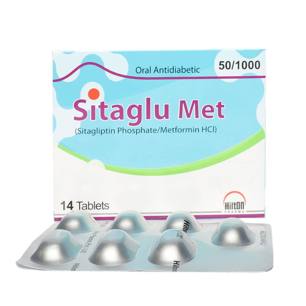 Sitaglu Met 50/1000mg