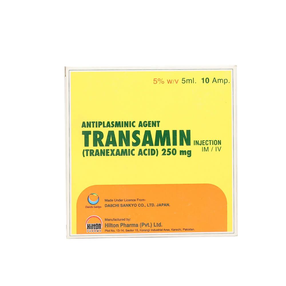 Transamin 250mg 5ml