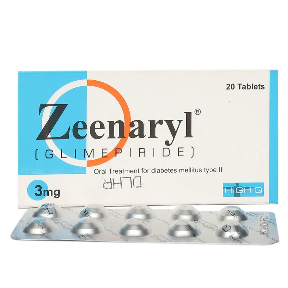 Zeenaryl 3mg