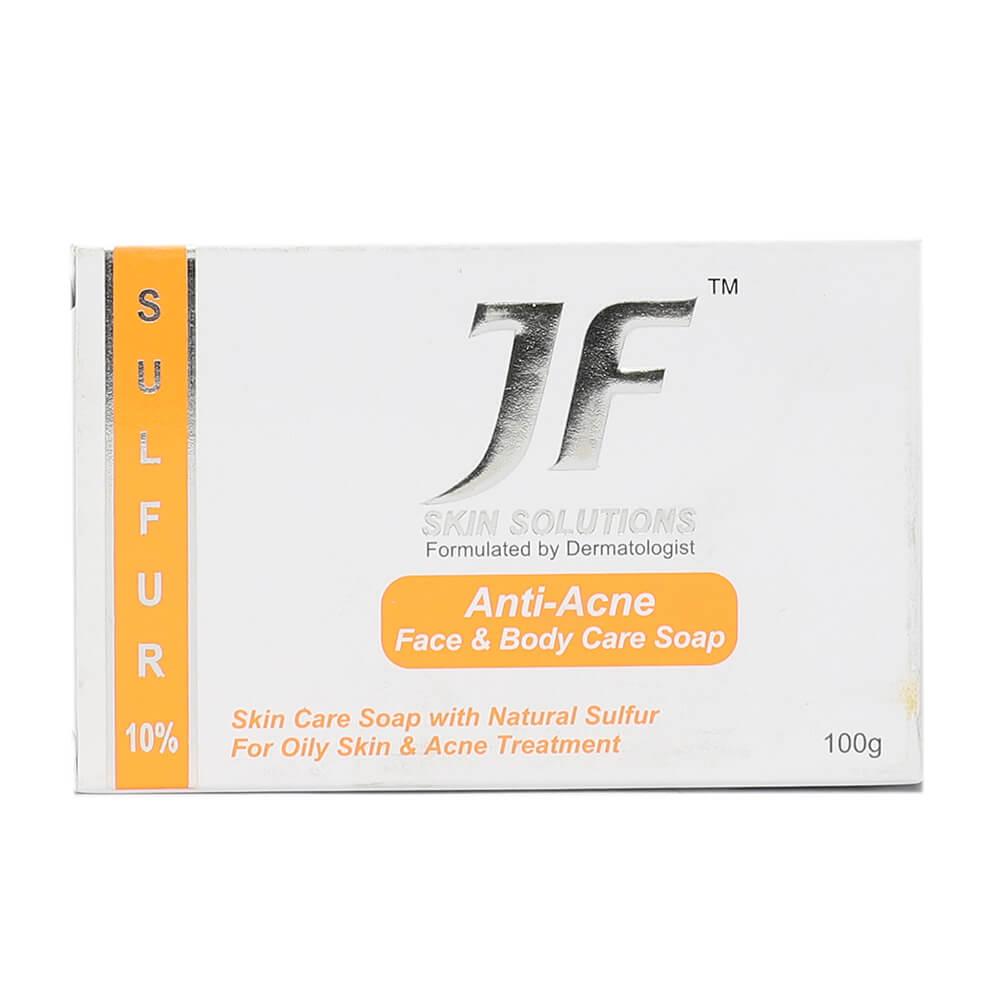 Jf Sulfur Soap