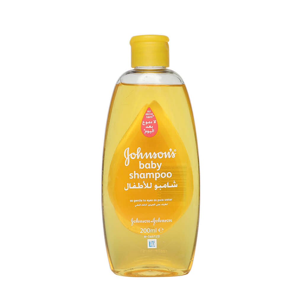 Johnson Baby Shampo Gold 200ml