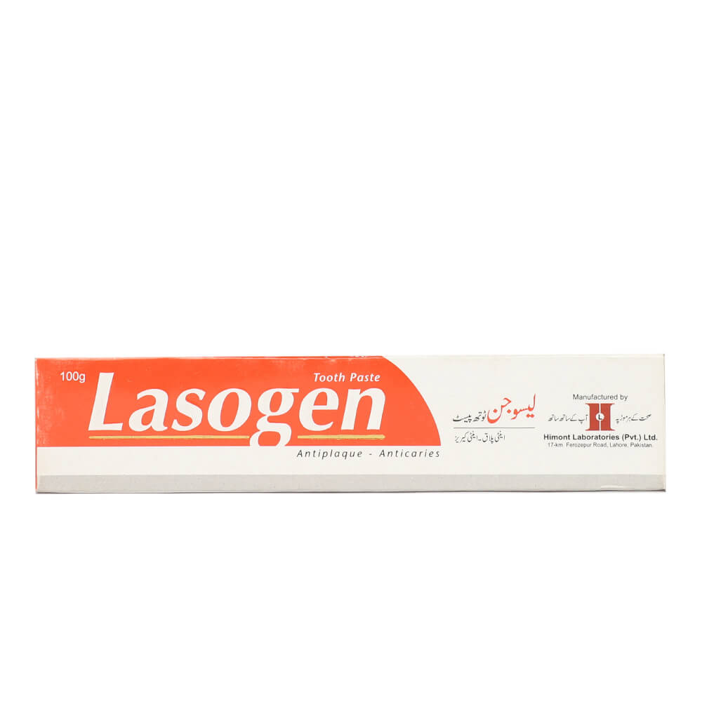 Lasogen Tooth Paste 100gs