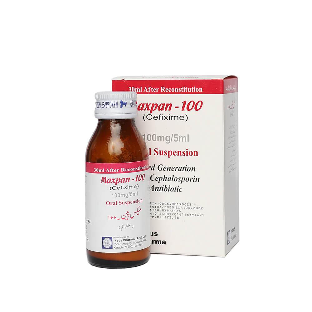 Maxpan 100mg (30ml)