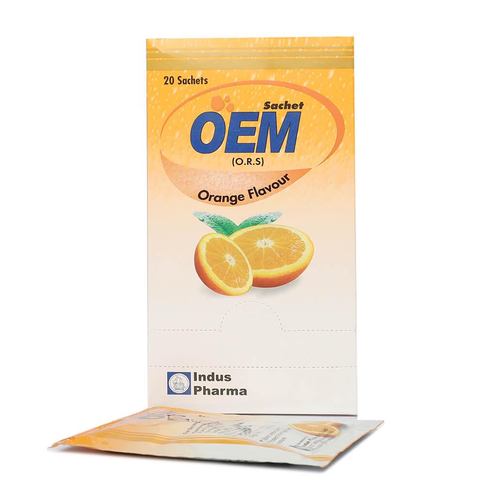 Oem (Ors) Orange Flavor