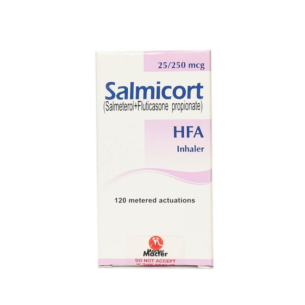 Salmicort 25/250