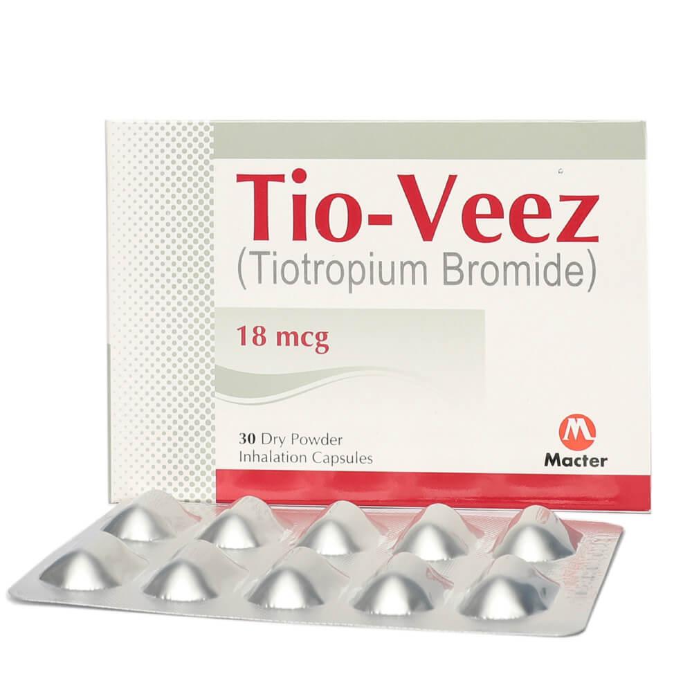Tio-Veez 18mcg