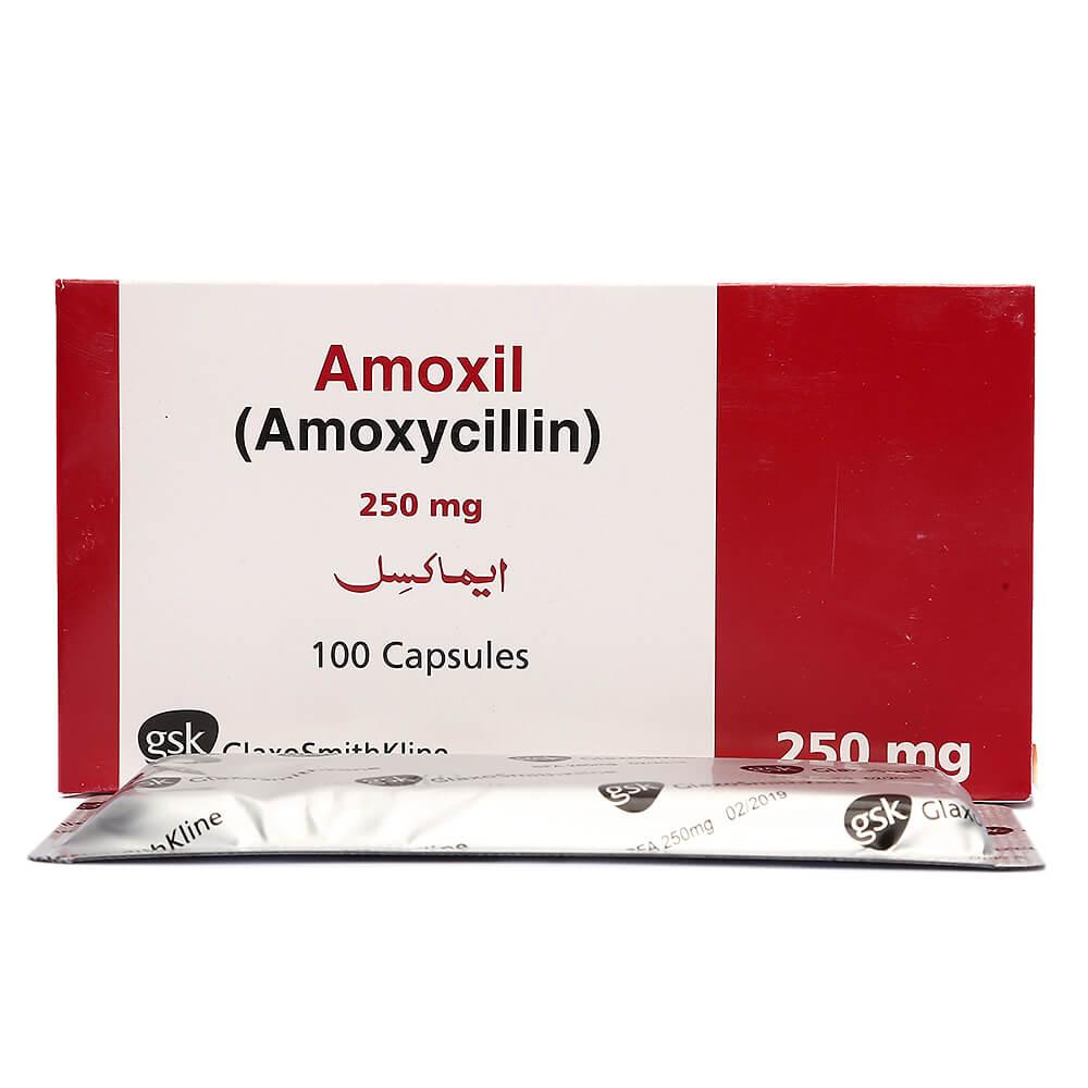 Amoxil 250mg