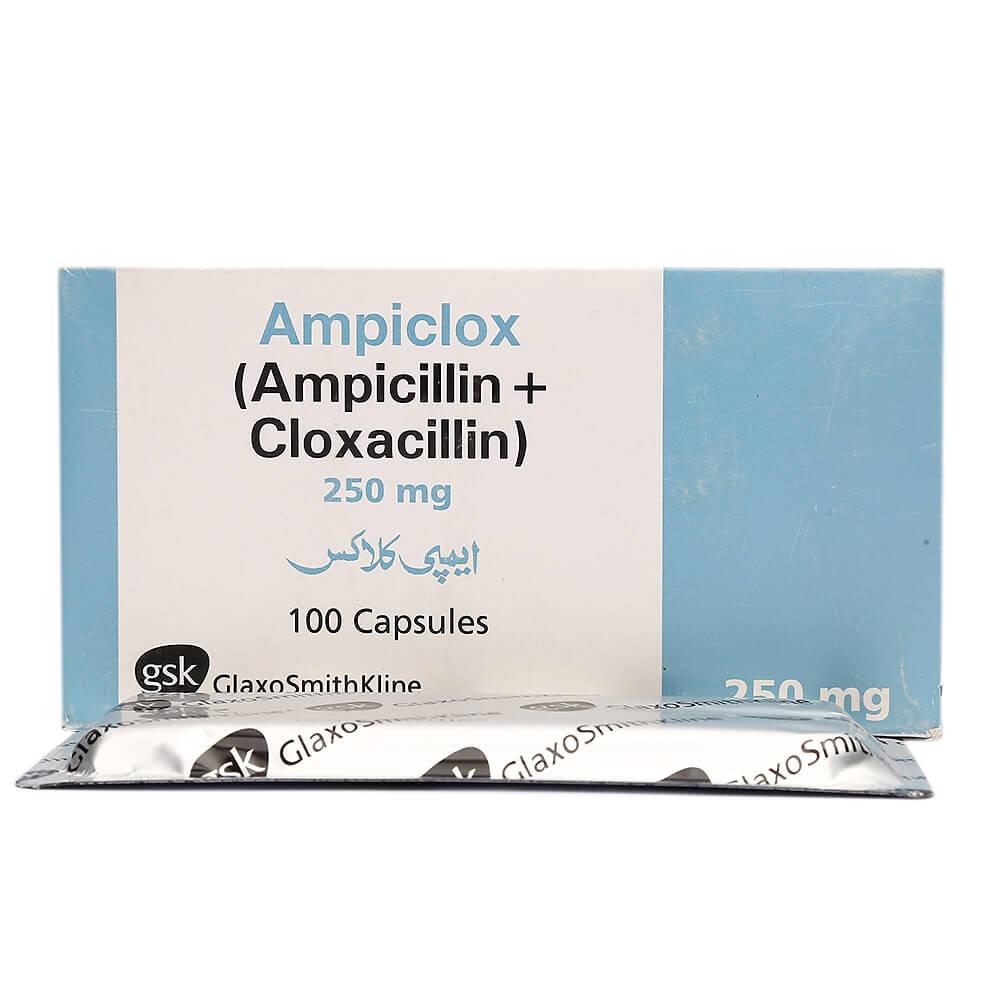 Ampiclox 250mg