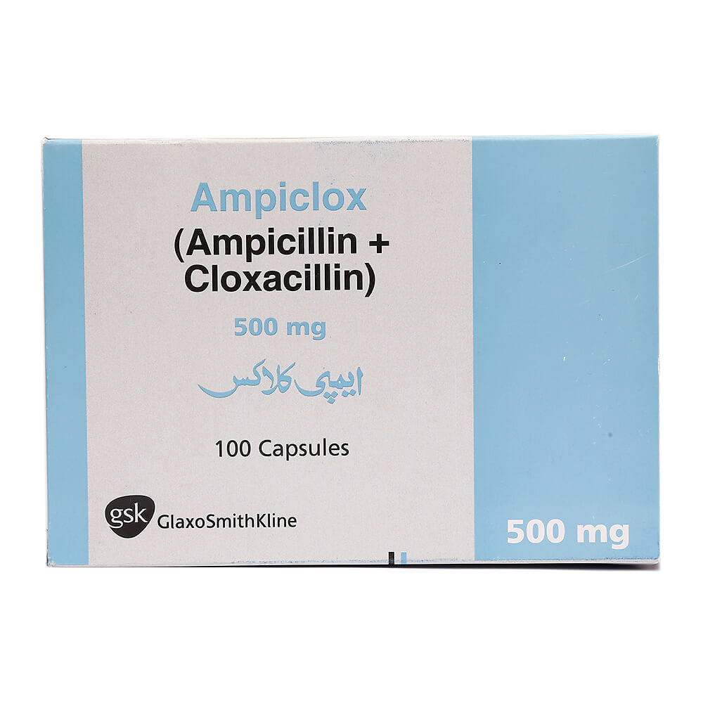 Ampiclox 500mg