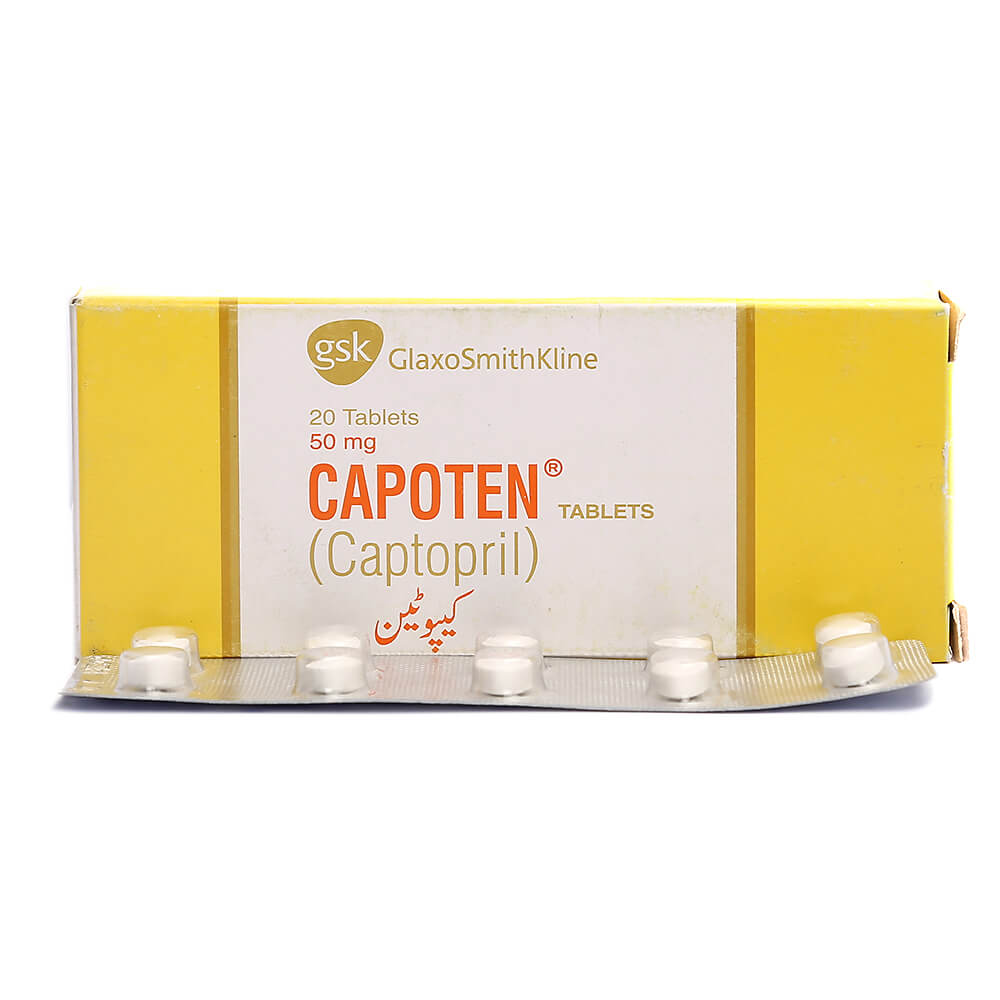 Capoten 50mg