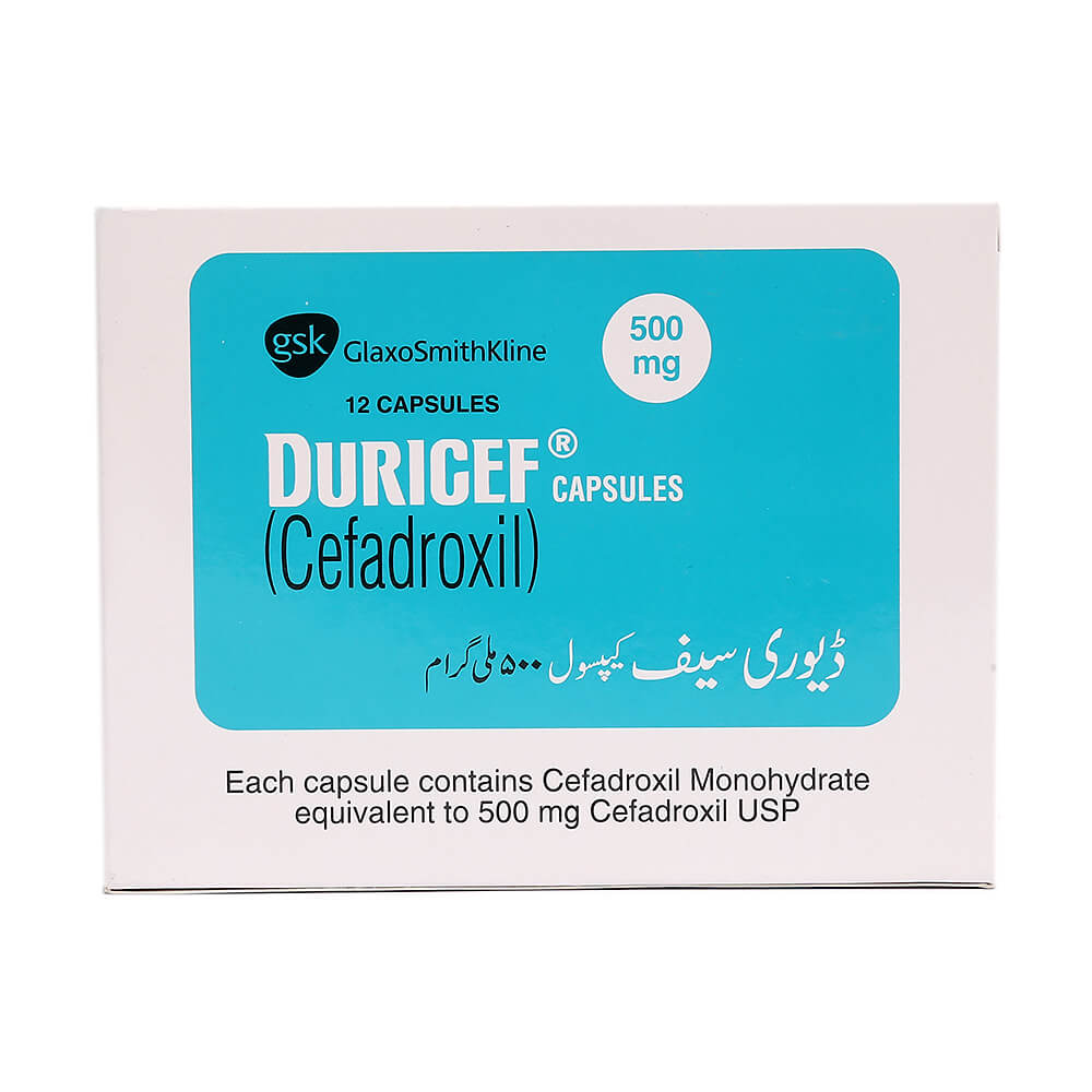Duricef 500mg