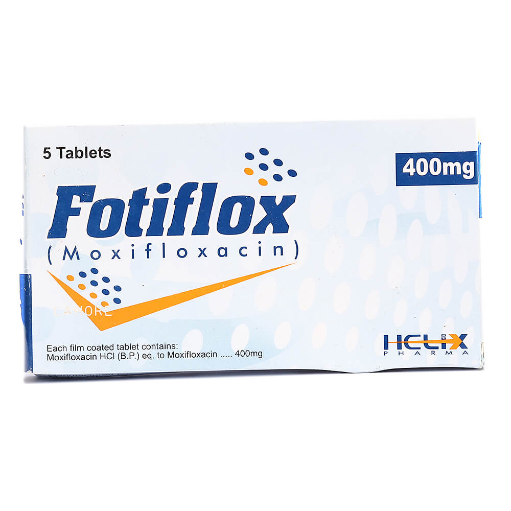 Fotiflox 400mg