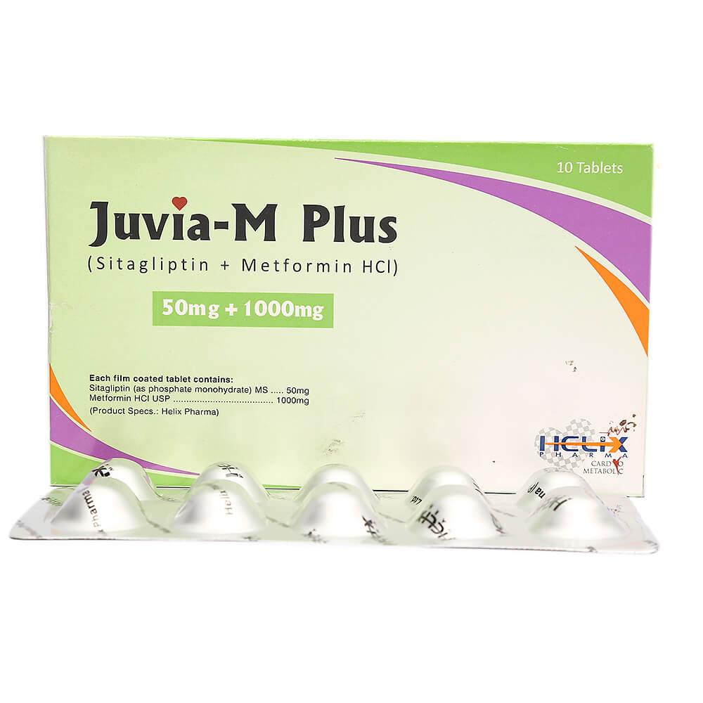 Juvia-M Plus 50/1000mg