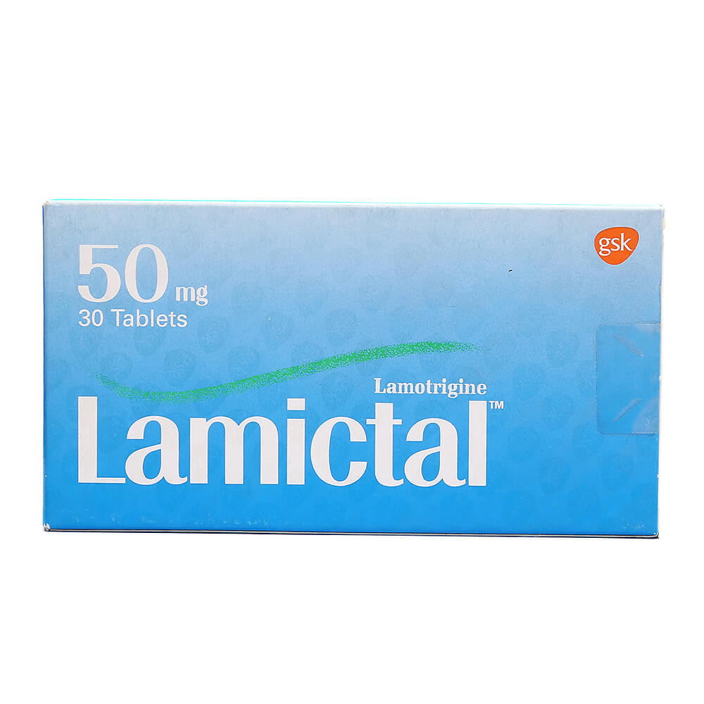 Lamictal 50mg
