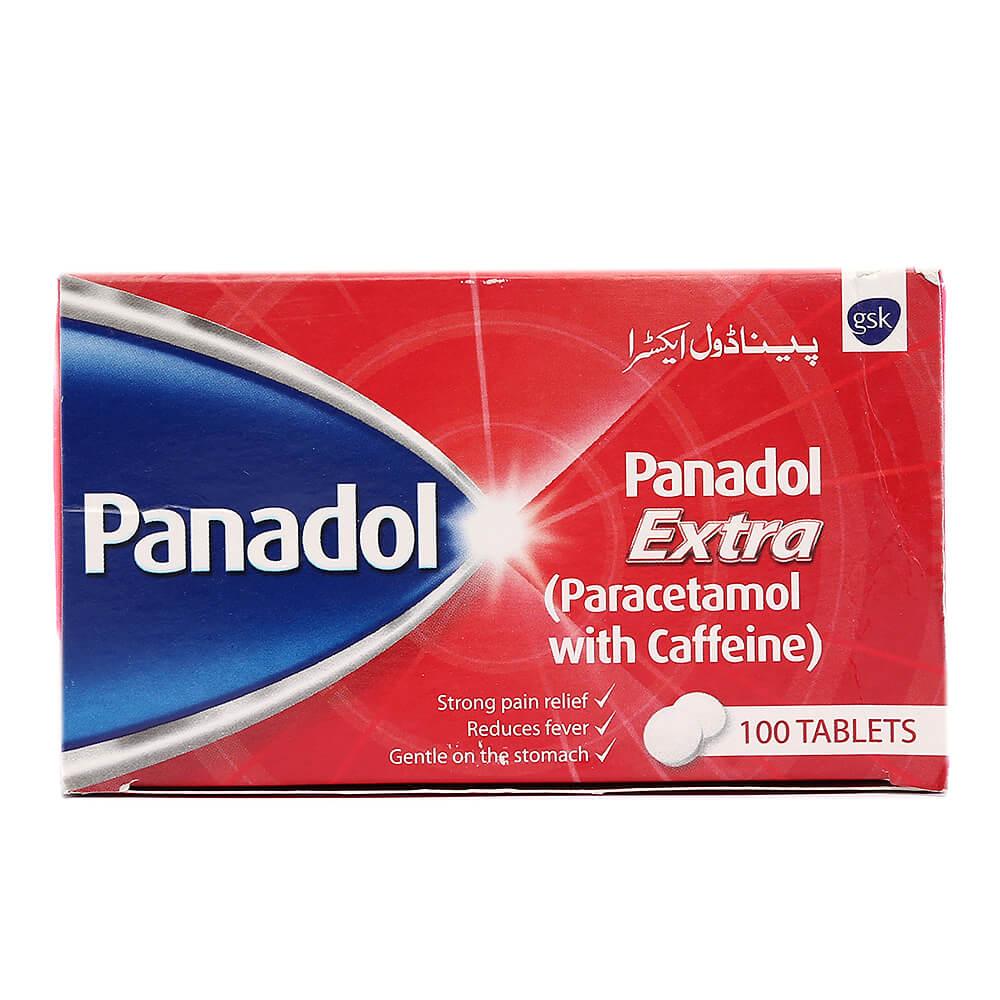 Panadol Extra 100
