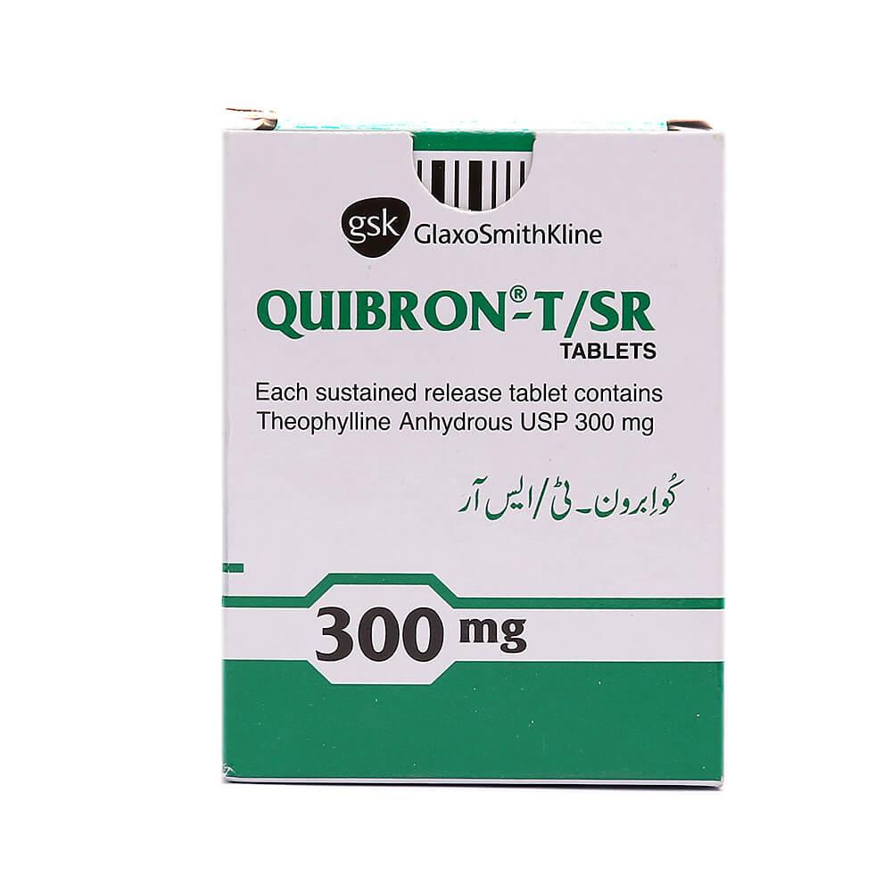 Quibron-T SR 300mg