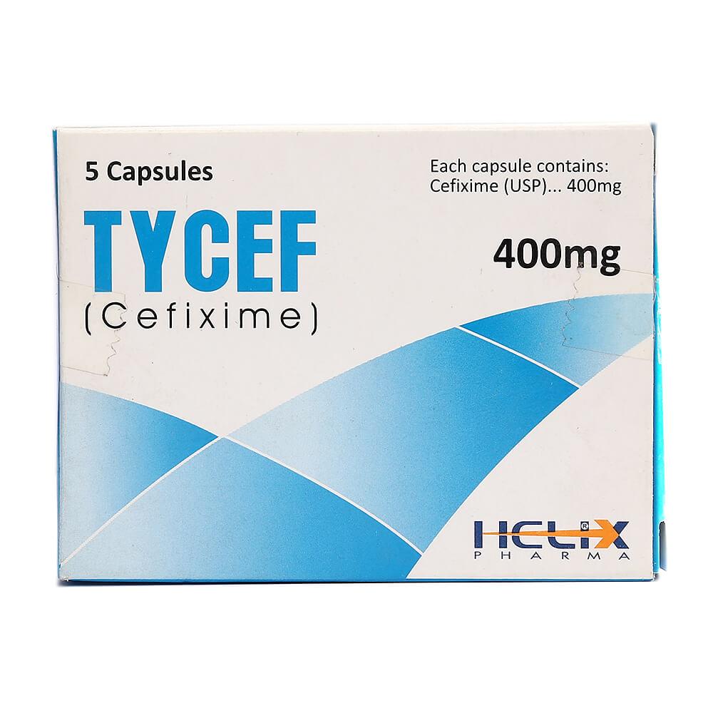 Tycef 400mg