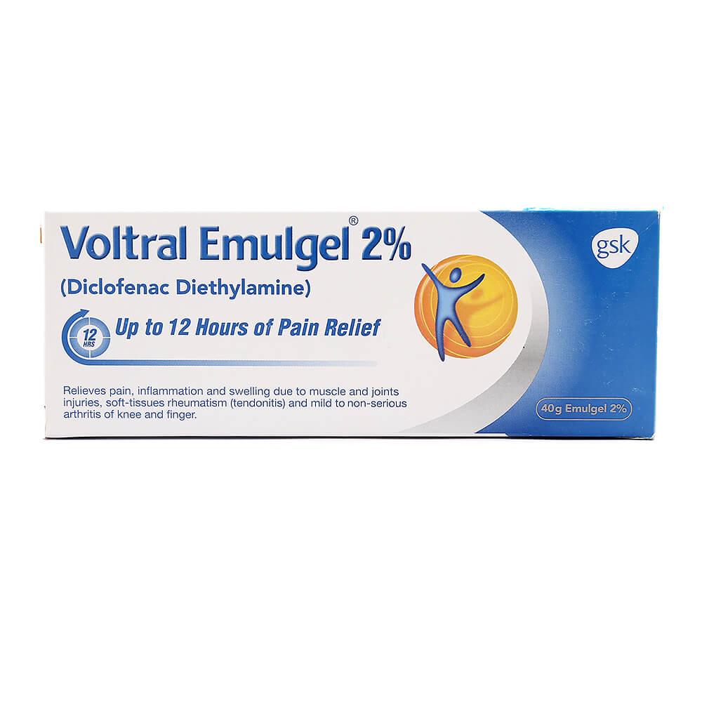 Voltral Emul 40g