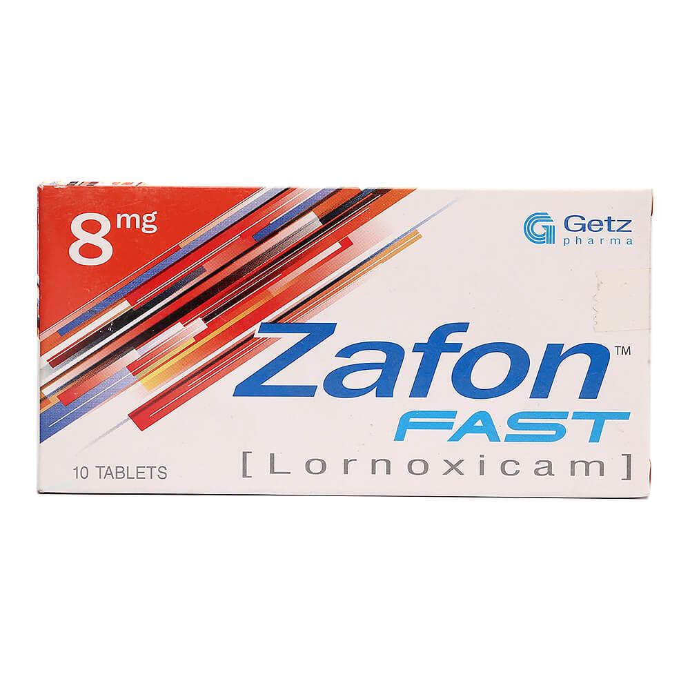 Zafon Fast 8mg