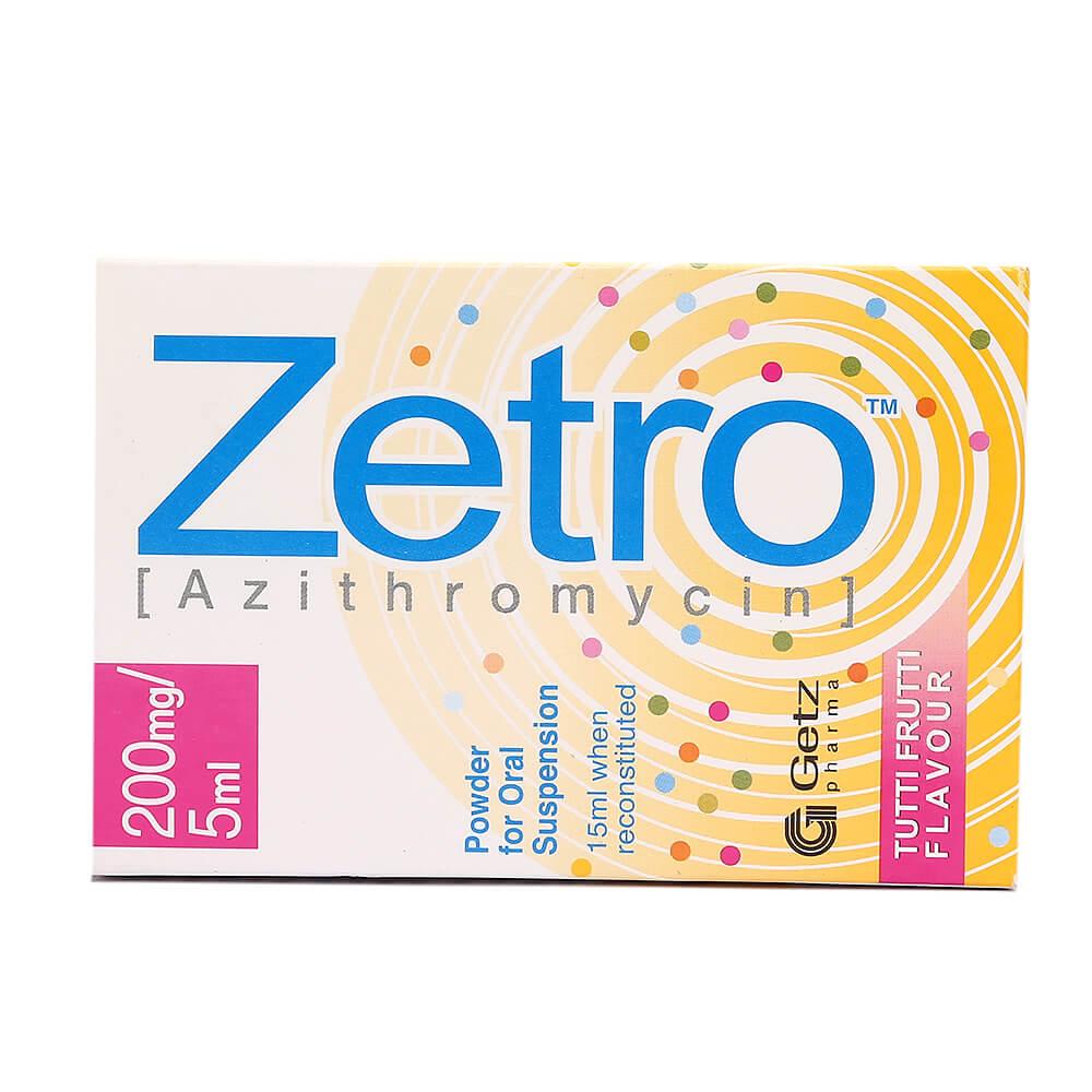 Zetro 200mg (15ml)