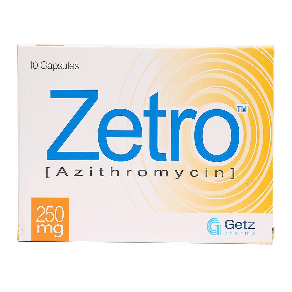 Zetro 250mg